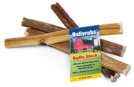 bellyrubs 6 bully stick. Black Bedroom Furniture Sets. Home Design Ideas
